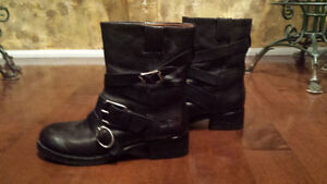 Lucky Brand Motorcycle Boots