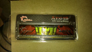 G.SKILL AEGIS 8GB 240-Pin DDR3