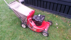 Toro commercial lawnmower