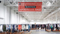 Nordstrom Warehouse Sale Staff Needed