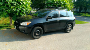 2007 Toyota RAV4 V4 Base Model SUV