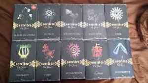 Série sorcière 1 à 10 Cate Tiernan