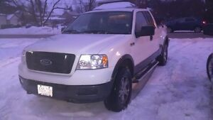 2005 Ford F-150 xlt Pickup Truck Kitchener / Waterloo Kitchener Area image 1