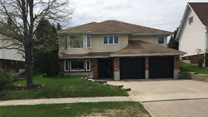 Updated house for sale on Bonaventure Dr.