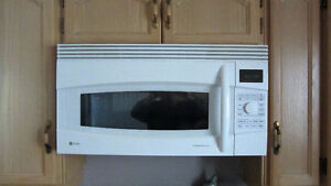 GE Profile Convection/Microwave Oven