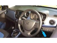 2014 Hyundai i10 1.0 Premium 5dr Manual Petrol Hatchback