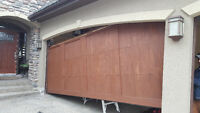 24 hours  garage  door  Repair 403 462 0697