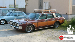 ISO OLD TOYOTA WAGONS