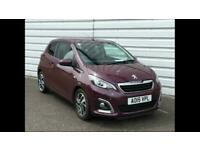 2015 Peugeot 108 1.2 VTi Allure 3dr Hatchback petrol Manual