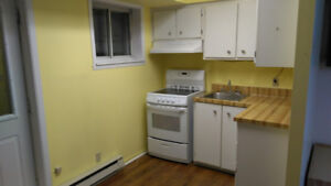 MONTREAL - LOGEMENT A LOUER 1 1/2 APARTMENT FOR RENT ALL INCLUS