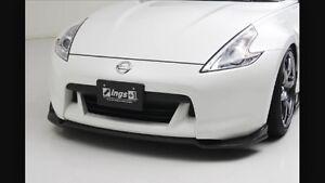Nissan 370Z ings style replica front lip 2009-2012