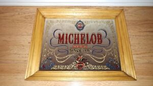 Vintage Michelob Bar Sign