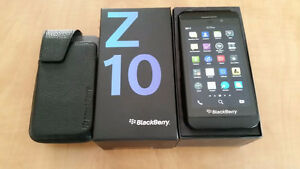 As new in the box Blackberry Z10 with original holster