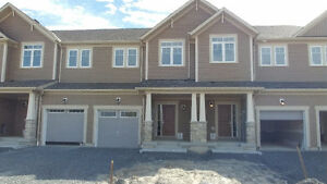 New Town home in North Oshawa