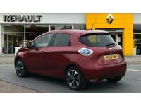 2018 Renault Zoe 80kW i Dynamique Nav R110 40kWh 5dr Auto Electric Hatchback Hat