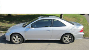 Honda civic SI 1.7 2004 vtec 5speed