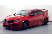 2017 Honda Civic 2.0 i-VTEC Type R GT Petrol red Manual