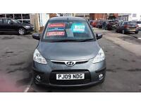 2009 HYUNDAI I10 1.2 Comfort Automatic From GBP4,995 + Retail Package