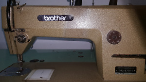 Machine a coudre industriel Brothers DB2-B735-3