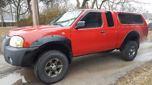 2001 Nissan Frontier Off Road Edition! $3300 OBO 289-921-1147