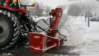 Snow removal Tractor operators