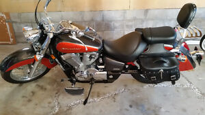 "2010 750 Honda Shadow Aero - ""Only 1700 kms"""