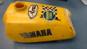 '79-'80  YZ80 Gas Tank w/Vintage Race Decals
