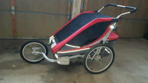 Chariot Cougar 2 Jogger / Trailer - $600 obo
