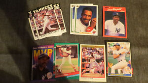 Dave Winfield MLB cards(12)