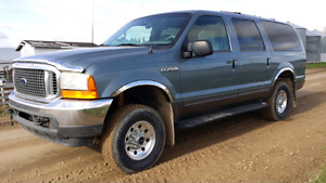 Ford Excursion LOW KMS