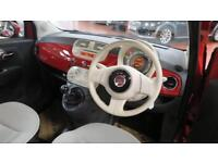 2014 FIAT 500 1.2 Lounge [Start Stop] Pan Roof Blue and Me Bluetooth