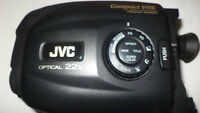 JVC hand held camcorder