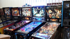 PINBALL MACHINES  FOR SALE London Ontario image 2