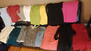 Huge maternity lot size small