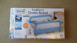 Summer Infant Double Safety Bedrail  from Summer Infant