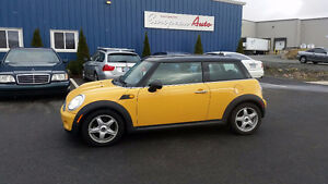 2007 MINI Mini Cooper Base Coupe (2 door)