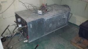 Water Cooled Air Conditioner 3t / Air Climatisé refroidit a eau