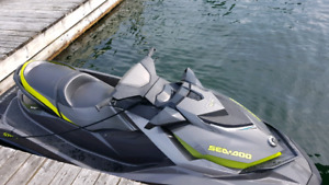 2015 mint Seadoo GTI 155 GTI limited 49 hrs- With warranity