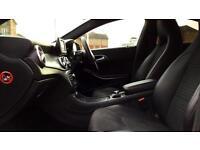 2013 Mercedes-Benz CL-Class CLA 220 CDI AMG Sport Tip Automatic Diesel Saloon