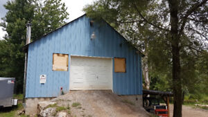 Storage / Workshop space for rent 50 x 25