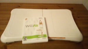 Nintendo Wii Fit Plus and  Balance Board