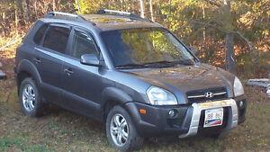 2006 Hyundai Tucson VUS