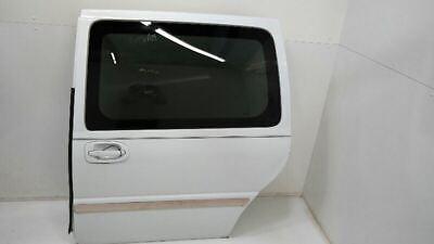 2005-2009 Chevrolet Uplander Driver Left Rear Side Door Extended White