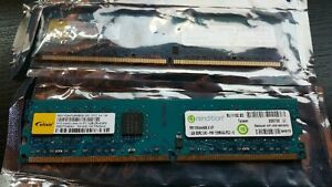2 GBs of DDR2 PC6400 memory $20