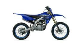 Yamaha YZF 450 2021 MODEL MX BIKE NOW AVAILABLE TO ORDER AT CRAIGS MOTORCYCLES