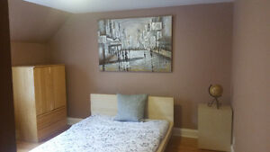 BEDROOM FOR STUDENTS OR PROFESSIONALS JANE-EGLINTON-BLACK CREEK<