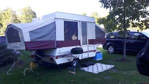 Rockwood Pop Up Tent Trailer