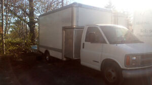 2002 Chevrolet Express *68000kms*