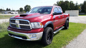 2012 DODGE RAM 1500 BIG HORN EDITION PICK-UP TRUCK