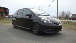 2007 Honda Fit sport impecable